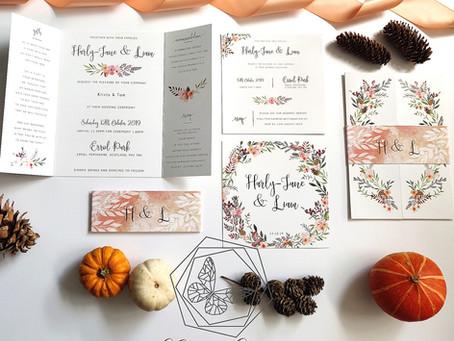Autumn Wedding | Errol Park