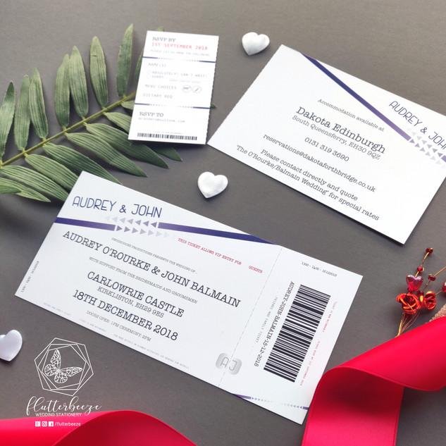 Gig Ticket