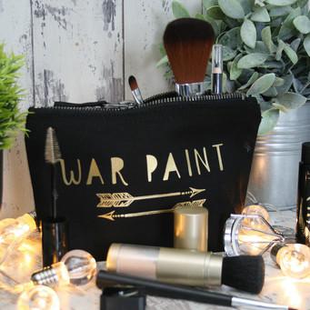 War Paint make-up bag