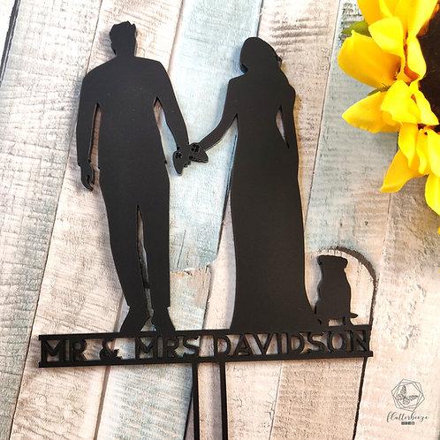 Gamer Wedding Couple