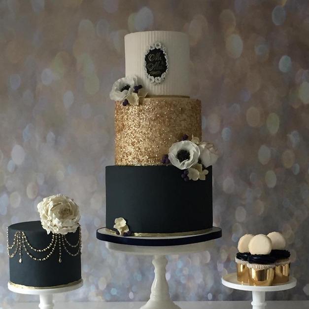 Penelope Parfait Cake Design