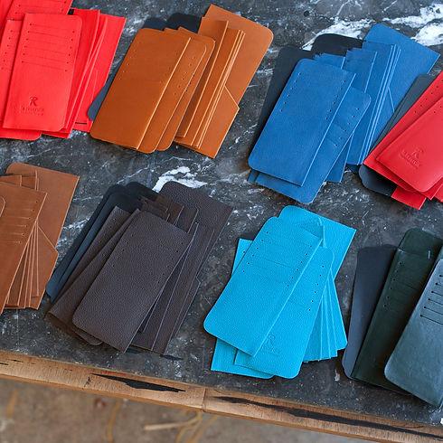 fabrication en série de maroquinerie sur mesure
