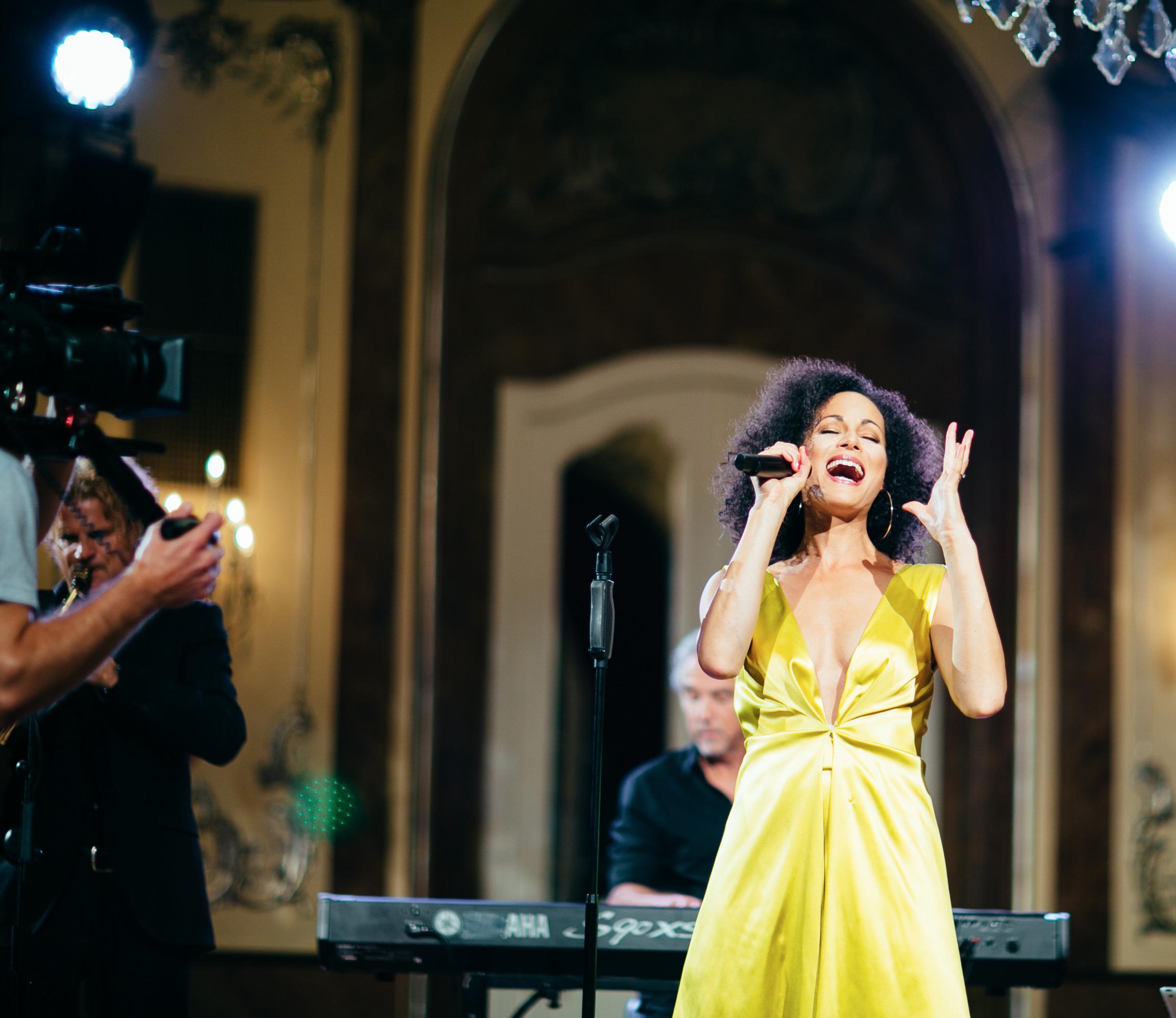 Sängerin Ariane Roth