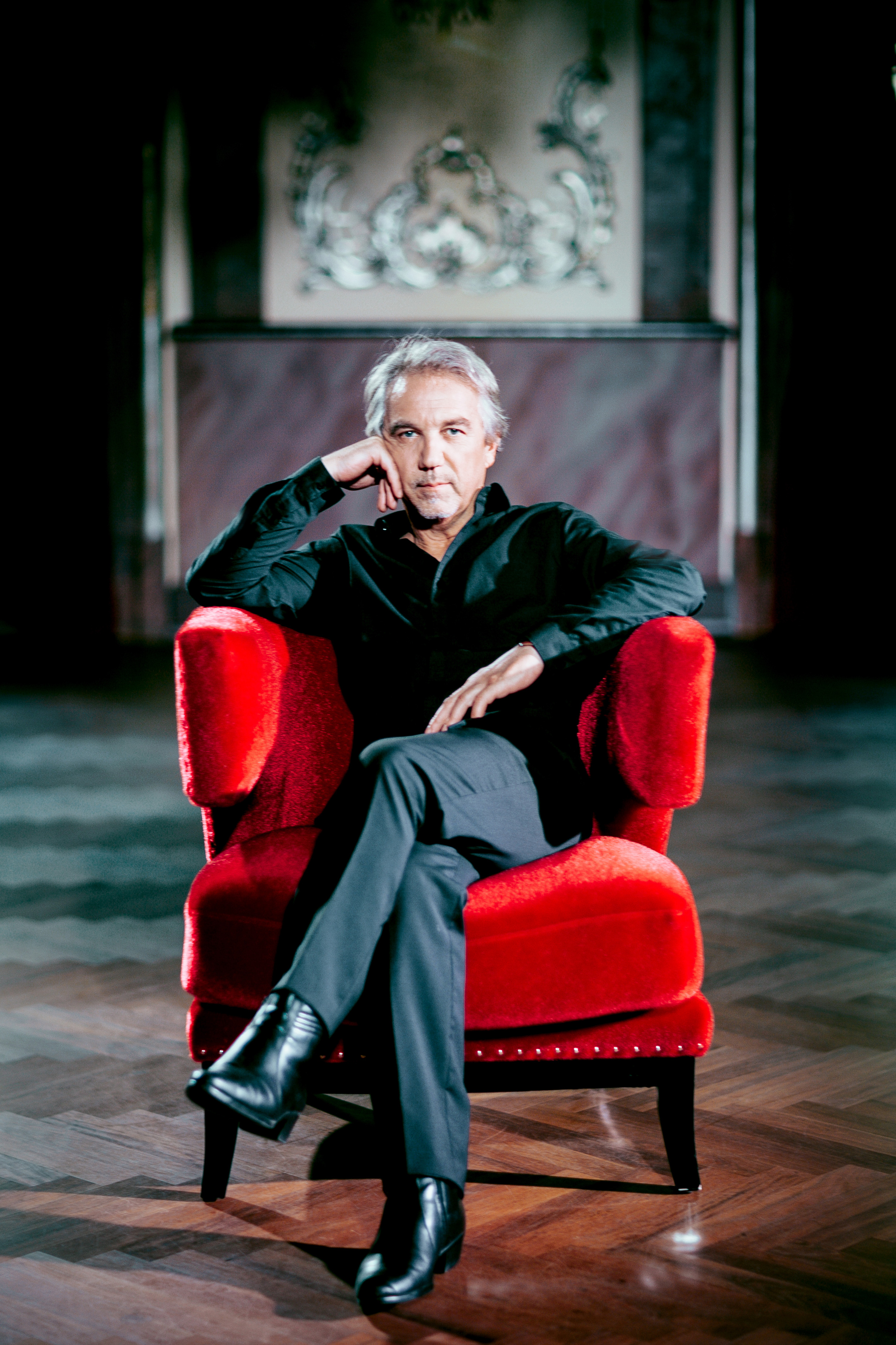 Der Pianist Michael Ruff