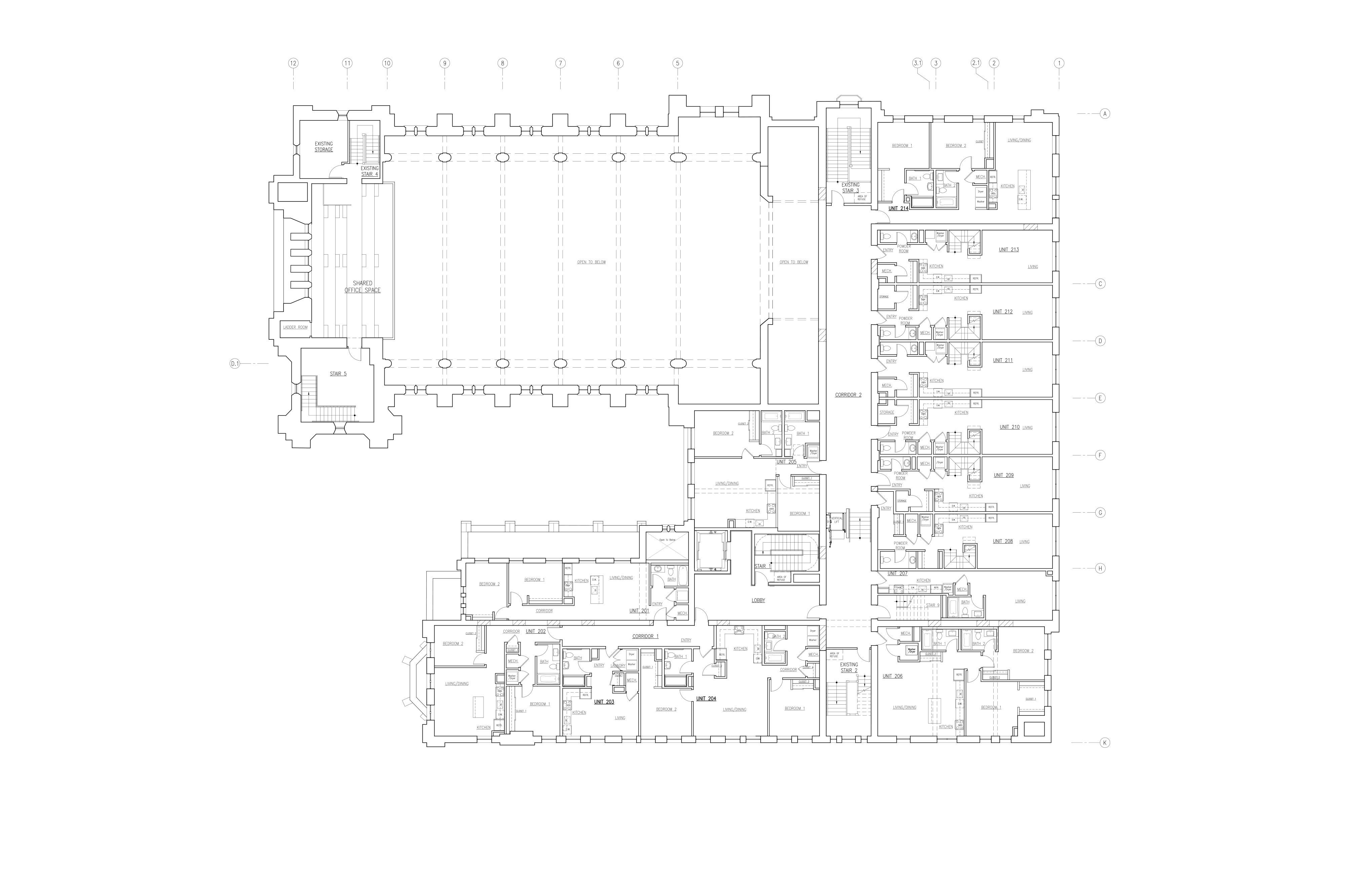 ellis 2nd floor