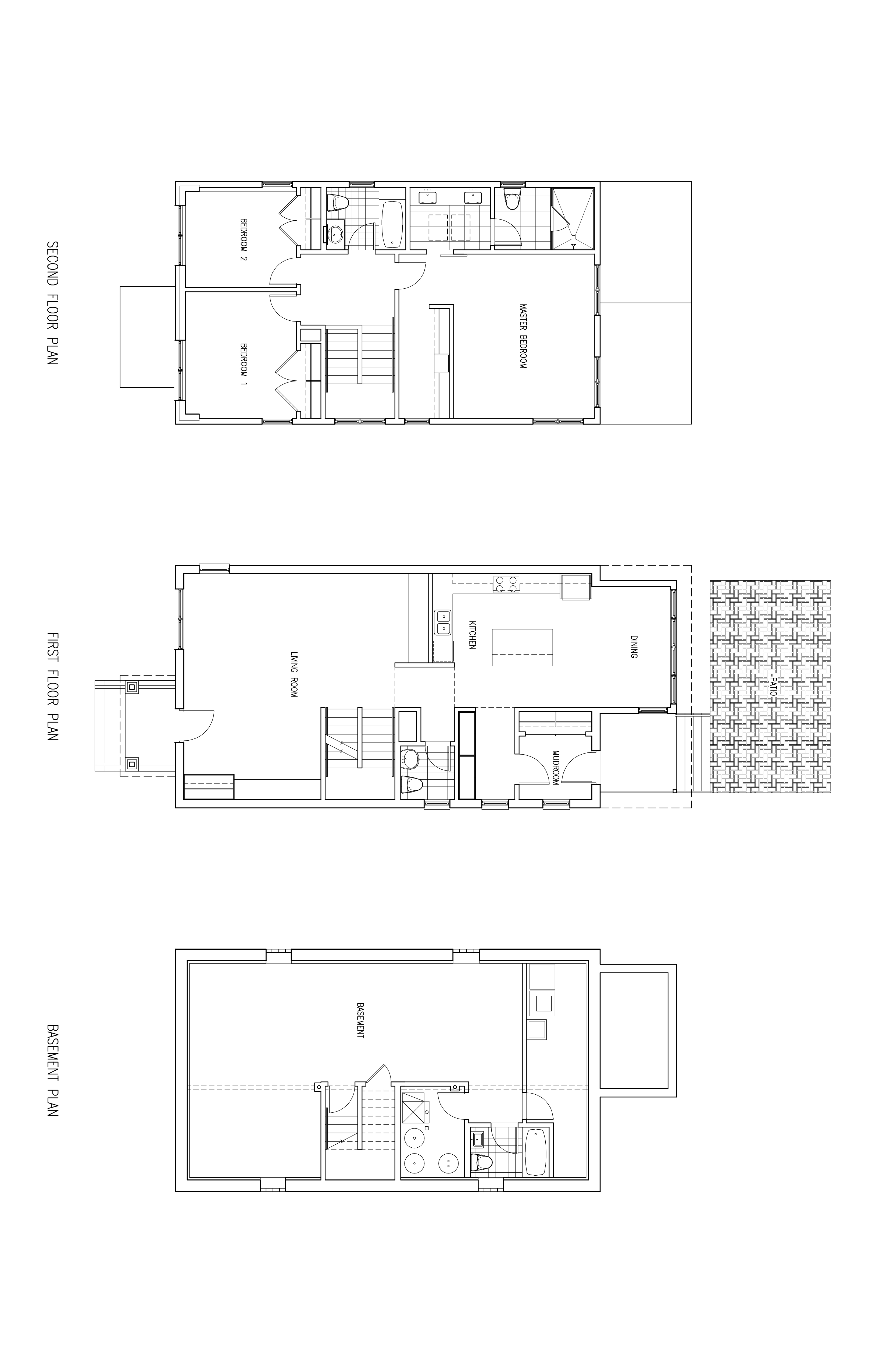 Campbell Floor Plans