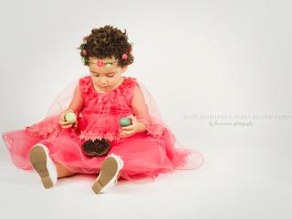 LA SEANCE PHOTO ENFANT DE LA PETITE AKUA «LA STARLETTE».