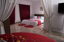 Chambre residence Emlys Abidjan