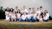How to make a beautiful family reunion portrait? ... by Connexion Photography