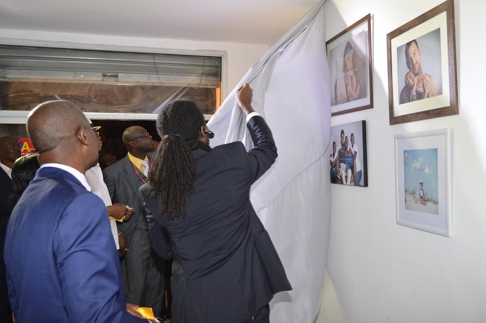 Découverte photos inauguration du studio photo Connexion Photography Abidjan