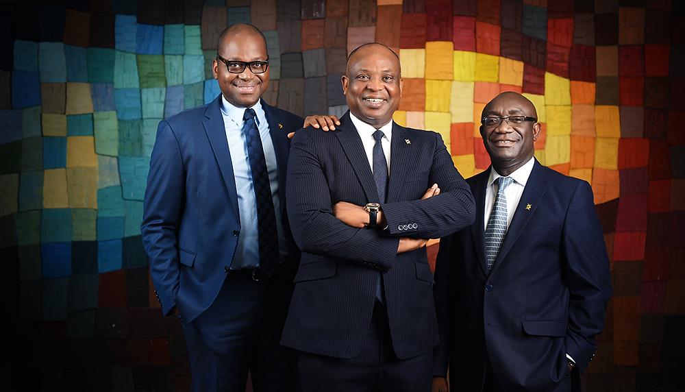 Portrait corporate des dirigeants de DIAMOND BANK Afrique de l'Ouest