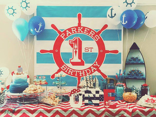 DIY: Host your own nautical-themed birthday party for under $500