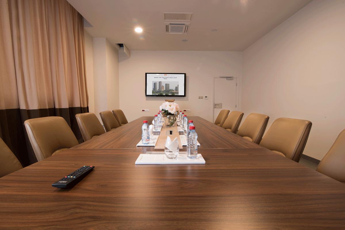 Salle de réunion JETEX ABbidjan