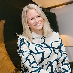Kathryn Gunnarsson founder of GEKO