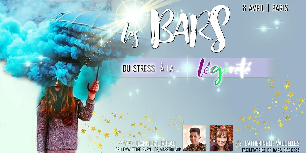 Access BARS - Paris 16e -Du stress à la légèreté