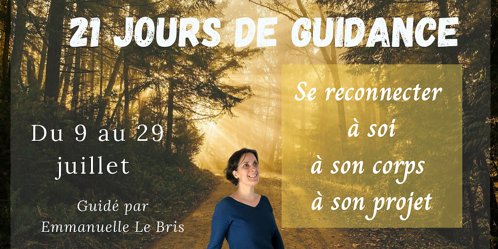 21 jour de guidance