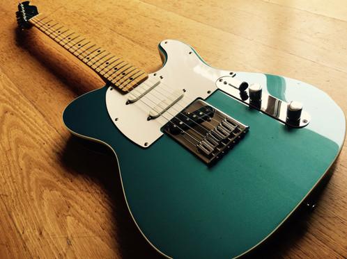 Fender telecaster factory 62 ice metallic blue dr k signature publicscrutiny Gallery