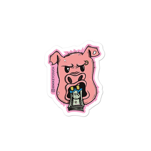 Year of the Pig Sticker