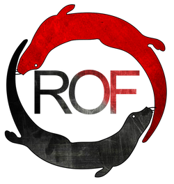 red otter circle rof