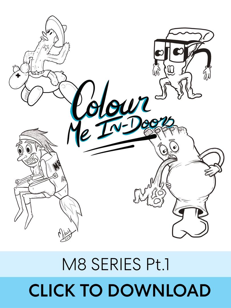 M8 SERIES Pt.1