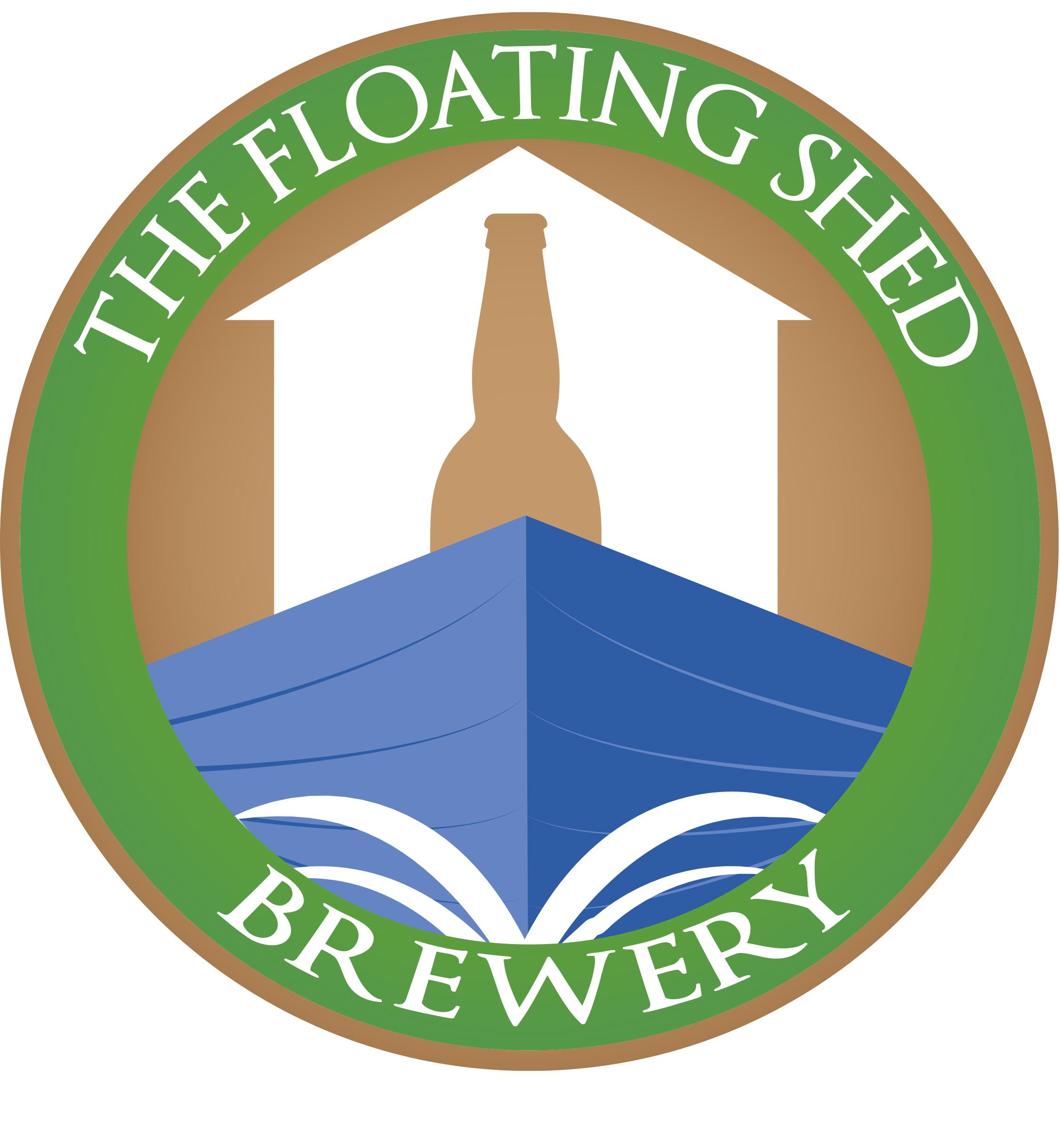 Floating Shed finished logo