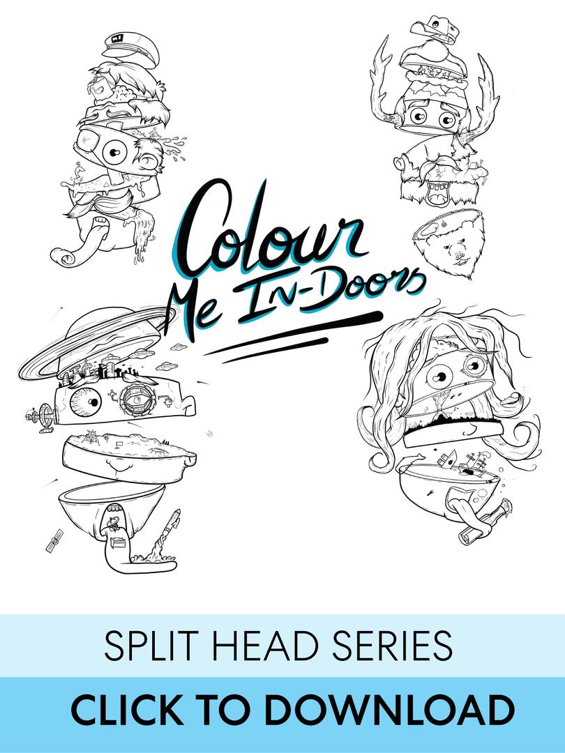 Split Head Series