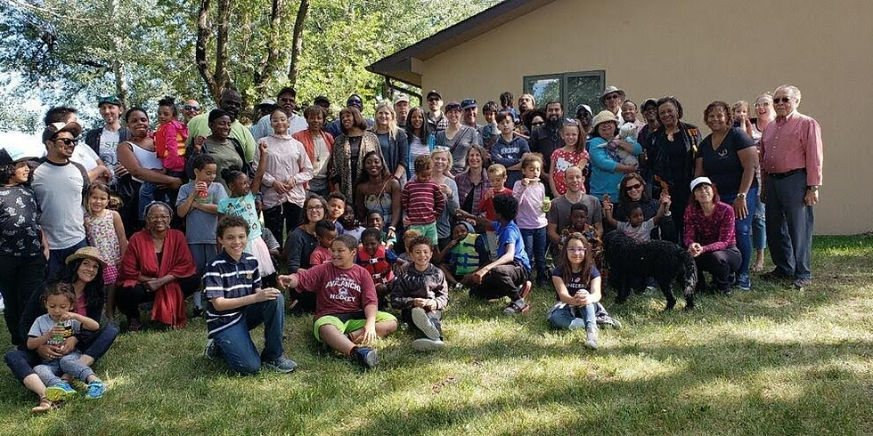 Families of Color Monthly Gathering