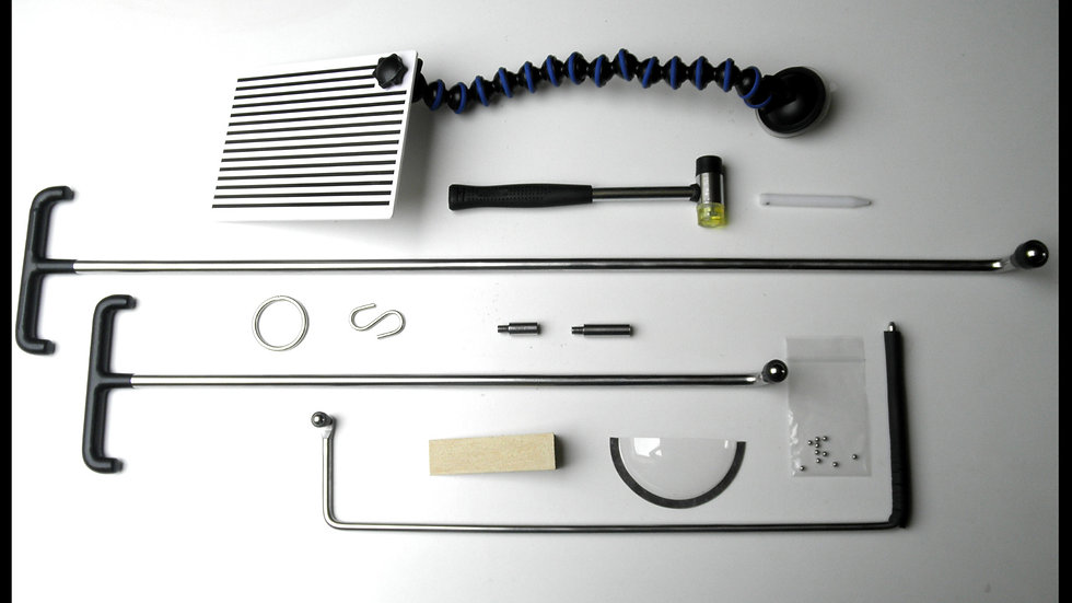 Magnetic Roller Tip Stock Clearance Kit