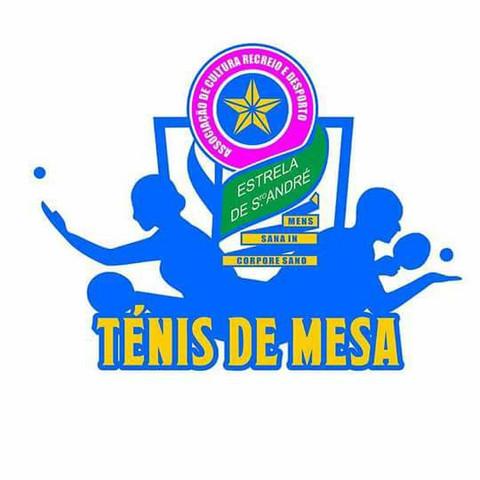 Apresentação do Logotipo personalizado do ténis de mesa!