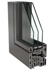 Alumínio - Sistema Fin Project