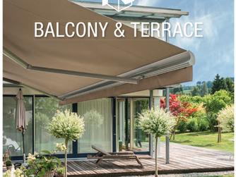 Protecção varandas e terraços