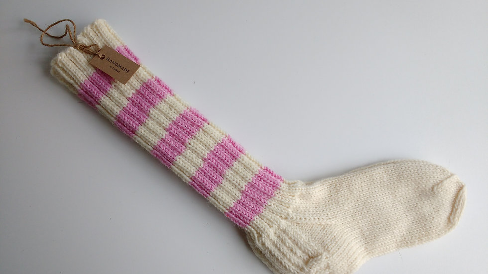 Socks - Purple - Birch (Extra Large)