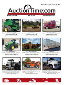 Auction time magazine
