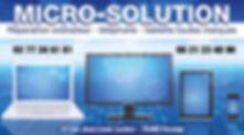 micro solution fecamp réparation téléphone tablette informatique
