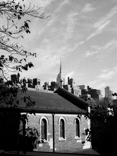 NYC ( 11x14 ) PRINT