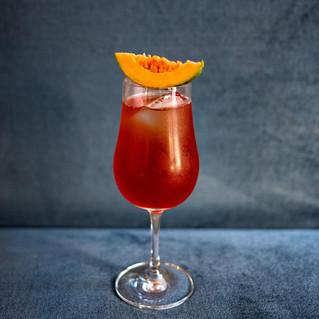 GONG Bar Interlocking Cocktail Menu