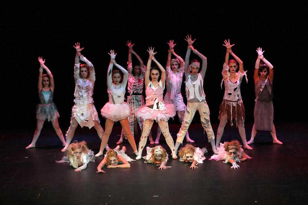 FMBallet Spooky Ballets 2009