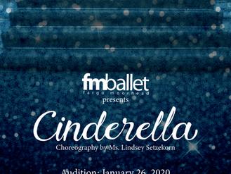 Cinderella Auditions