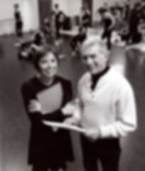 Founders Kathy & Eddie Gasper