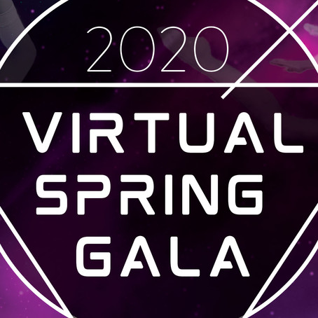 Spring Gala Virtual Performance | Line Up