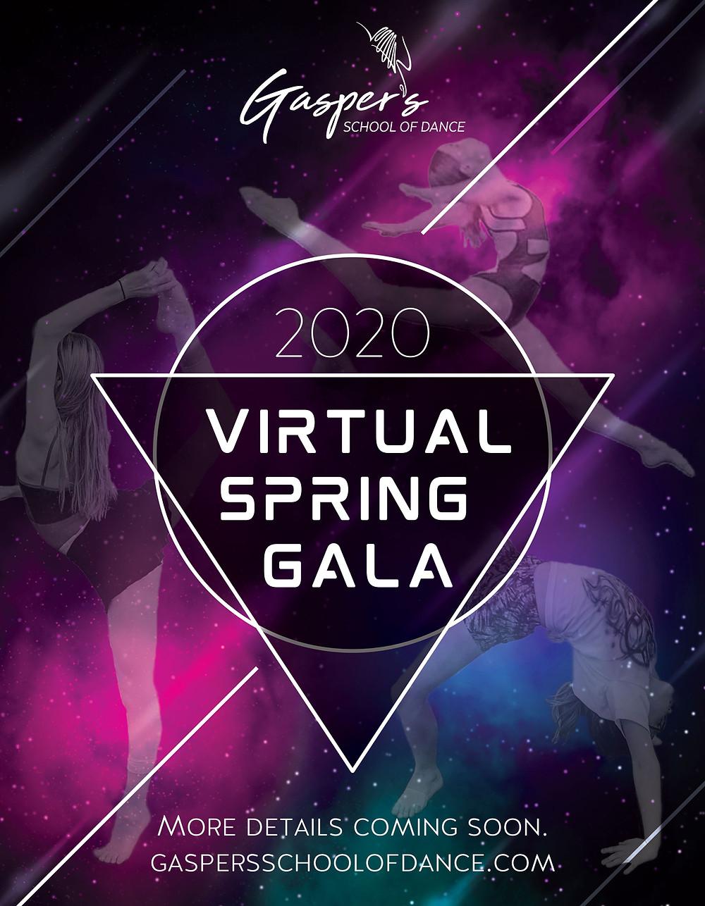 2020 Gala Poster