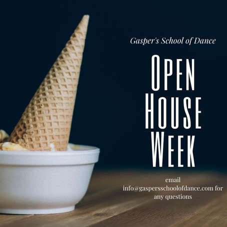 Open House Week