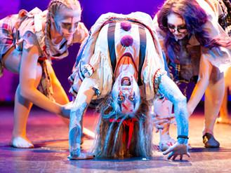 Spooky Ballets 2020 Cast