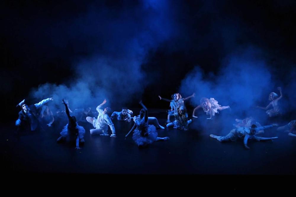 FMBallet Spooky Ballets