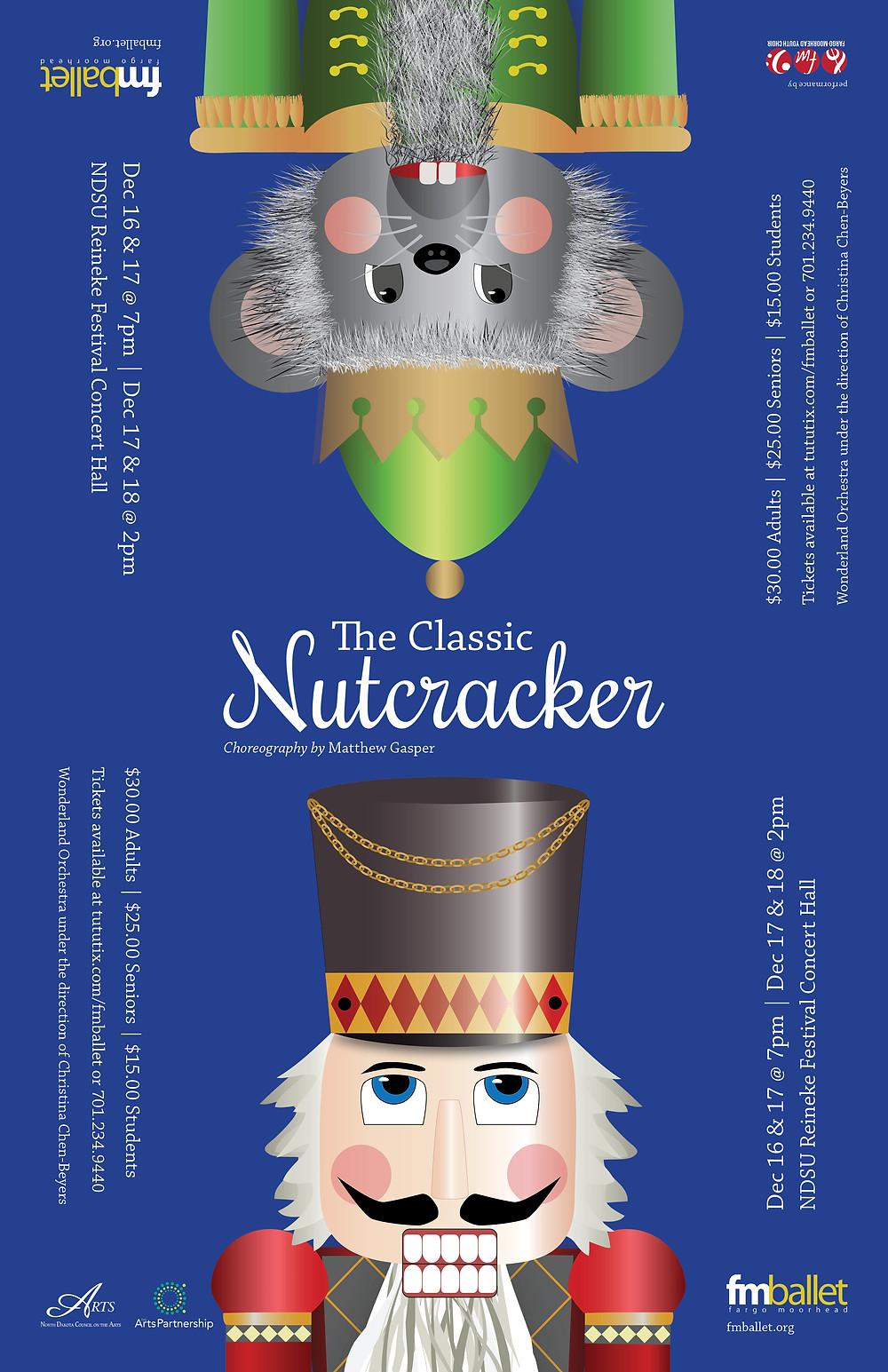 The Classic Nutcracker 2016