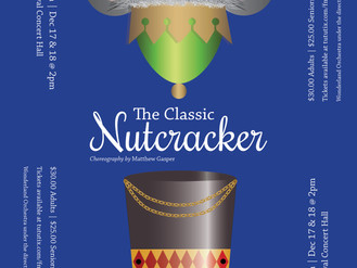 The Classic Nutcracker - Tickets Now on Sale