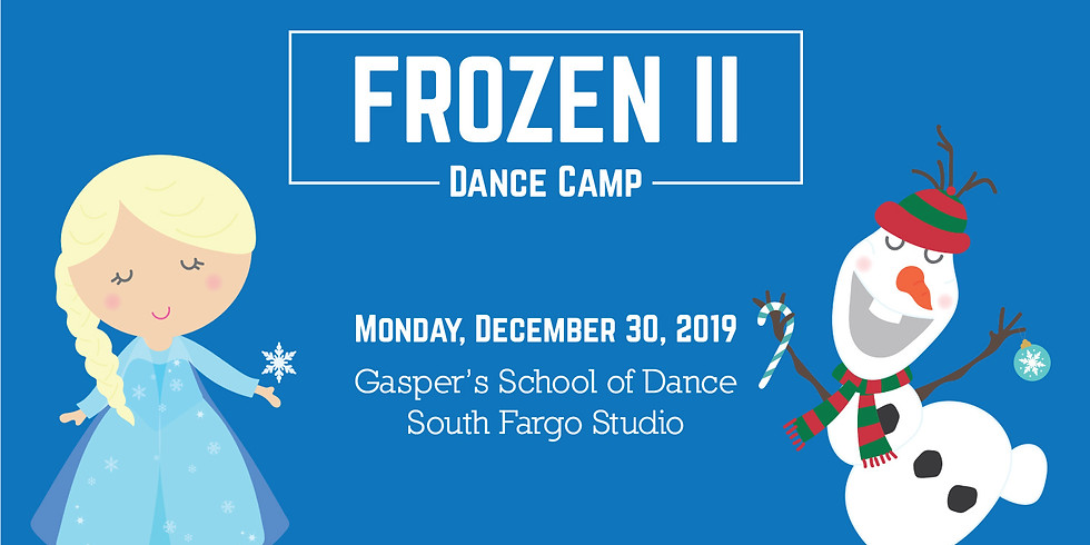 Frozen 2 Dance Camp (Ages 6+)