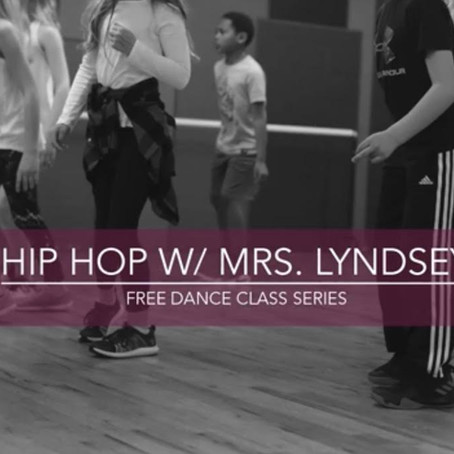 Hip Hop w/ Ms. Lyndsey