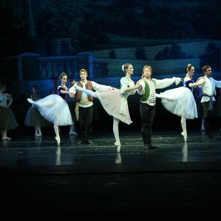 FMBallet Auditions