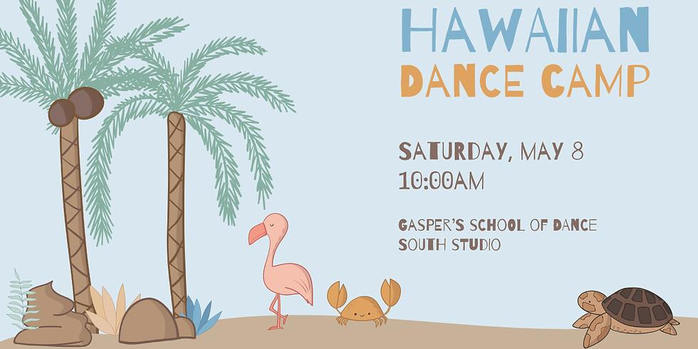 Hawaiian Dance Camp
